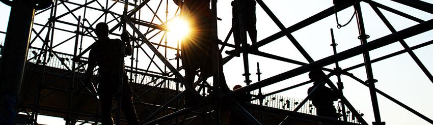 ασφάλεια αστικής ευθύνης μεγάλων επιχειρήσεων by generali, εικόνα από εργοτάξιο