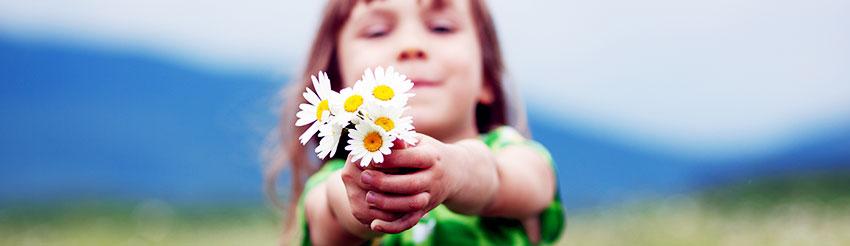 εικόνα κοριτσιού από τη σελίδα εταιρική κοινωνική ευθύνη της generali