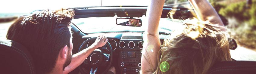 Ασφάλεια αυτοκινήτου και ασφάλεια μηχανής από την Generali