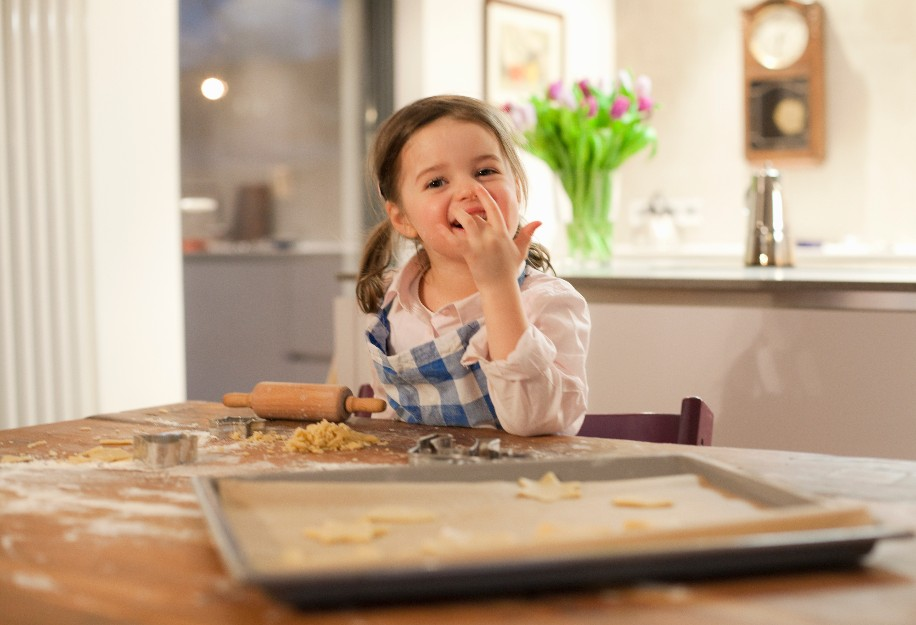 4 υγιεινά και γρήγορα σπιτικά γεύματα για παιδιά