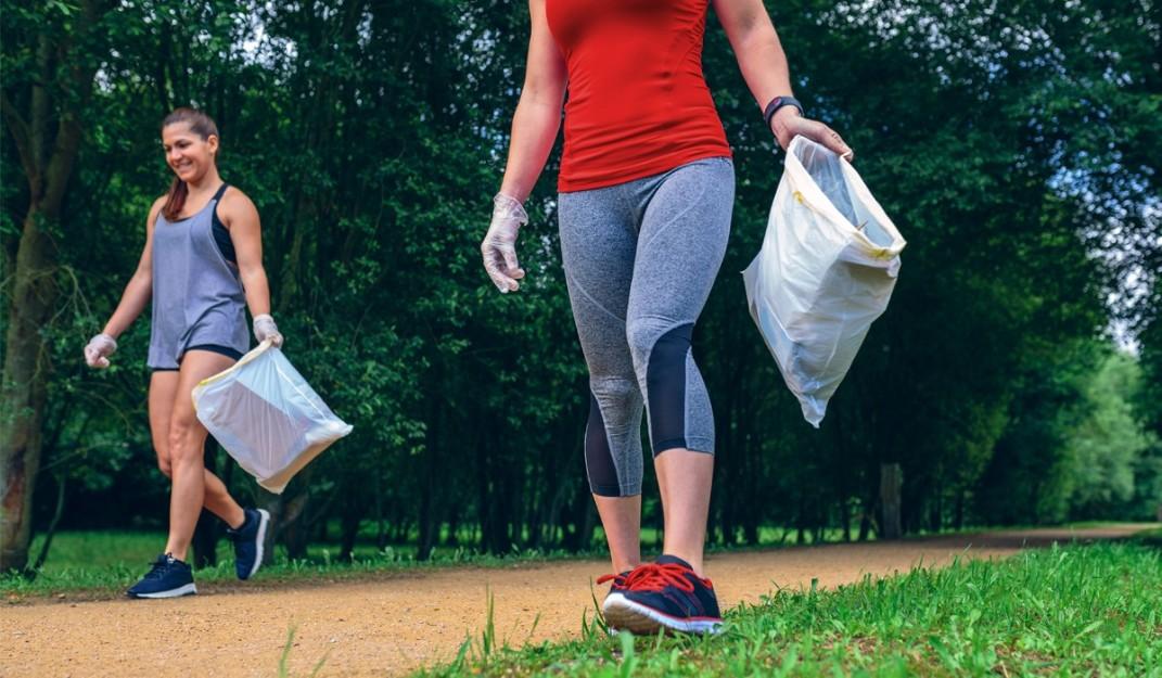 Πώς να συνδυάσετε τη σωματική άσκηση με την προστασία του περιβάλλοντος