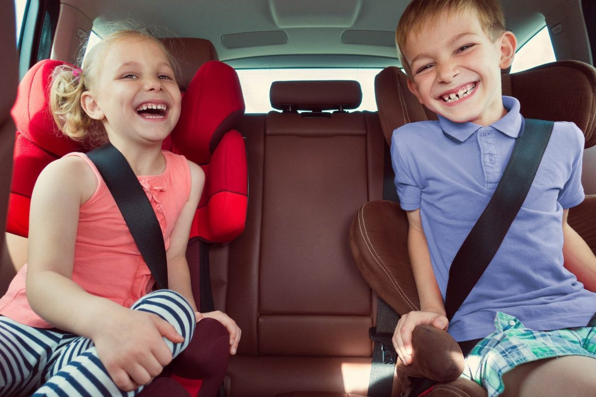 Συμβουλές για ασφαλή μεταφορά των παιδιών με το αυτοκίνητο