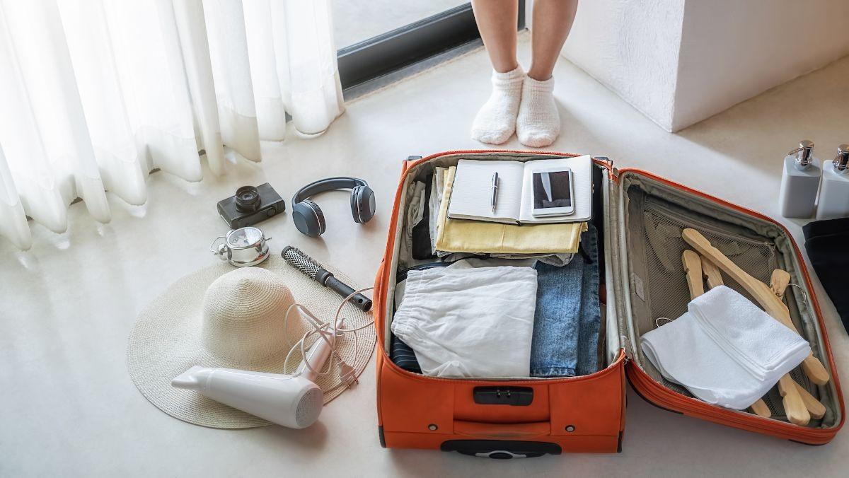 Συμβουλές για διακοπές με μικρές αποσκευές